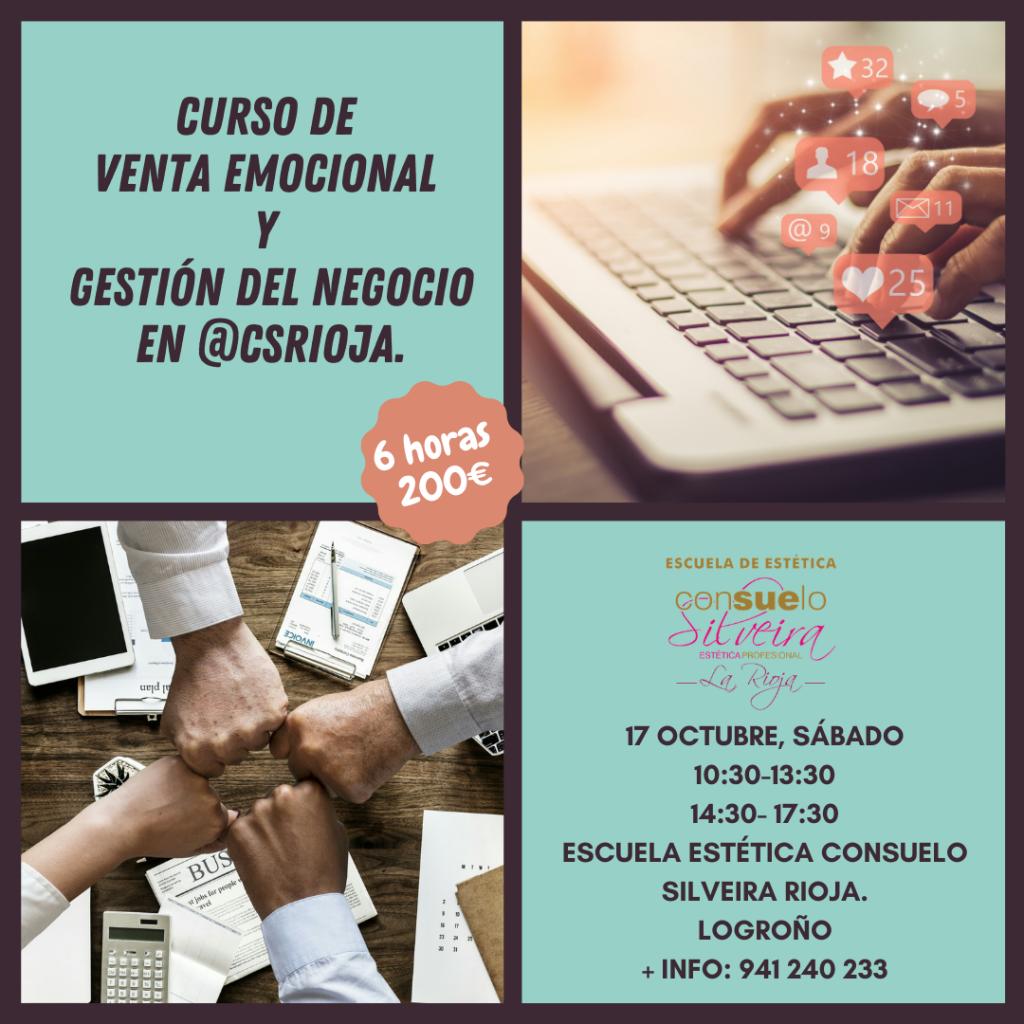 curso de venta emocional y gestion de negocio